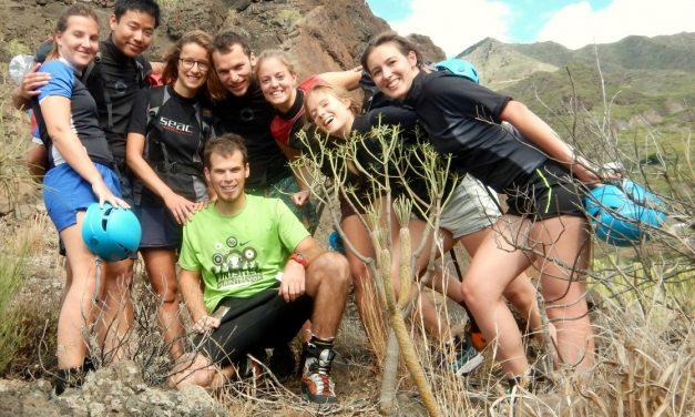 Séjour 100% Canyoning à Tenerife