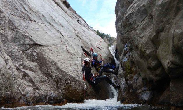 Canyon du Chassezac