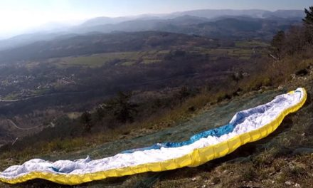 Parapente Louyre Ardèche
