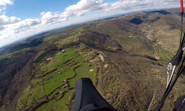 Parapente Chabanet Ardèche